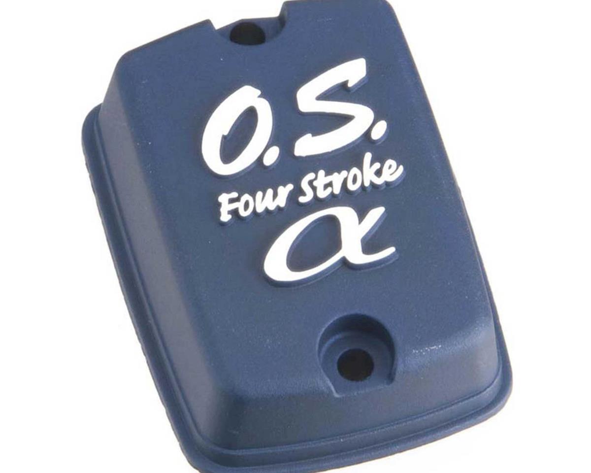 Rocker Cover Blue FS81 Alpha by O.S.