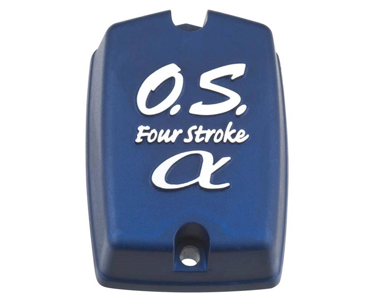 O.S. 44904200 Rocker Cover Blue FS110A (O.S. Engines FS-110-A)