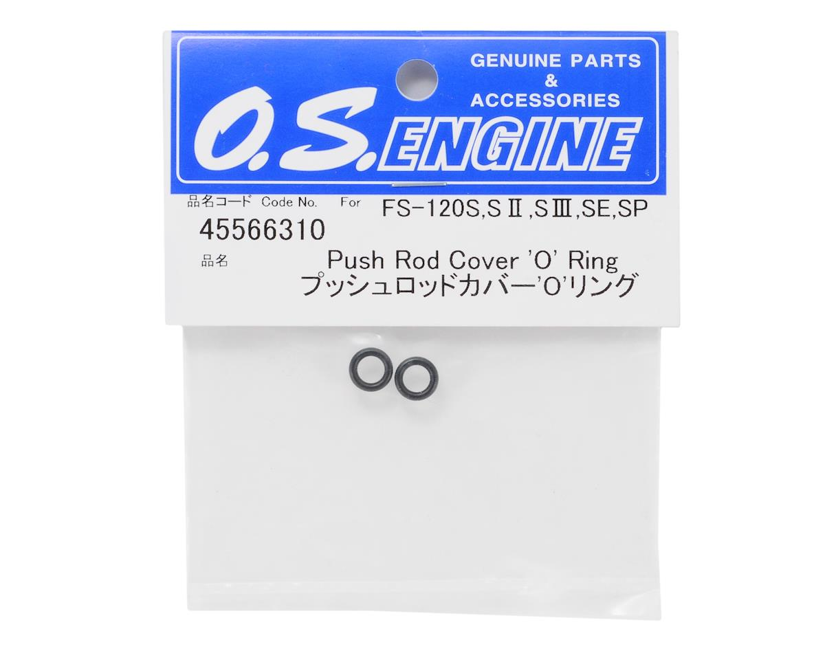 Image 2 for O.S. Engines 3x7mm Push Rod O-Ring (2)