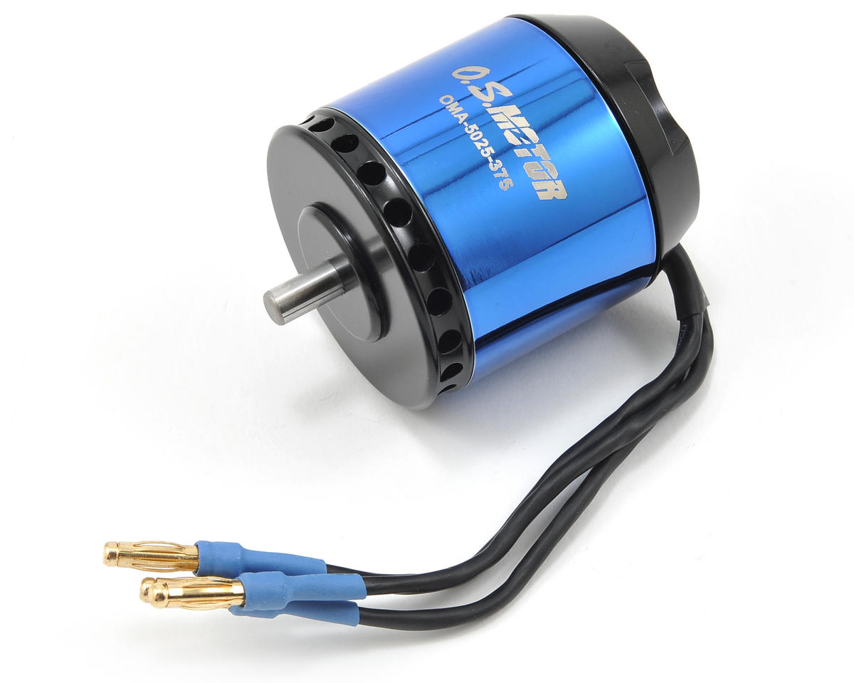 O.S. .50 Brushless Motor (375kV)