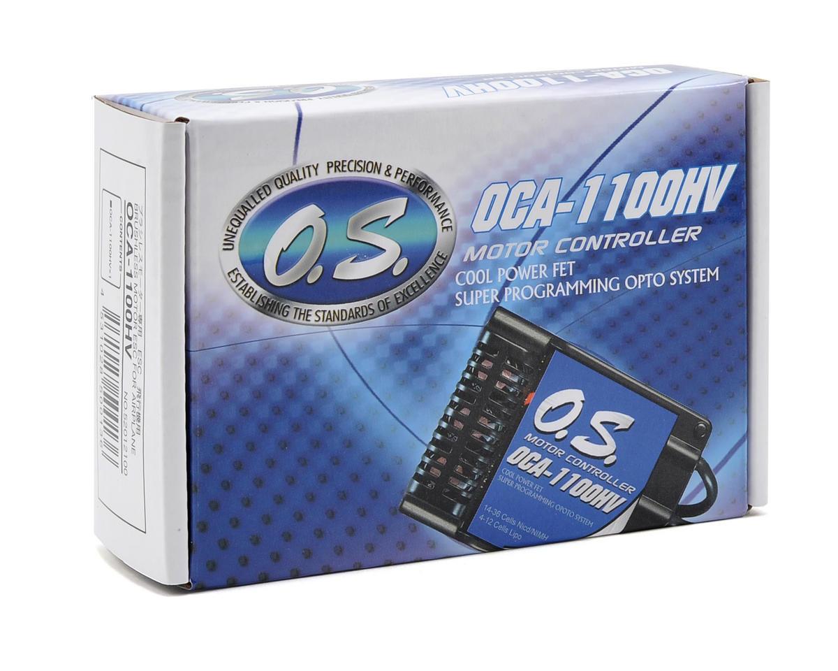 O.S. OCA-1100HV 100Amp 50V Brushless ESC