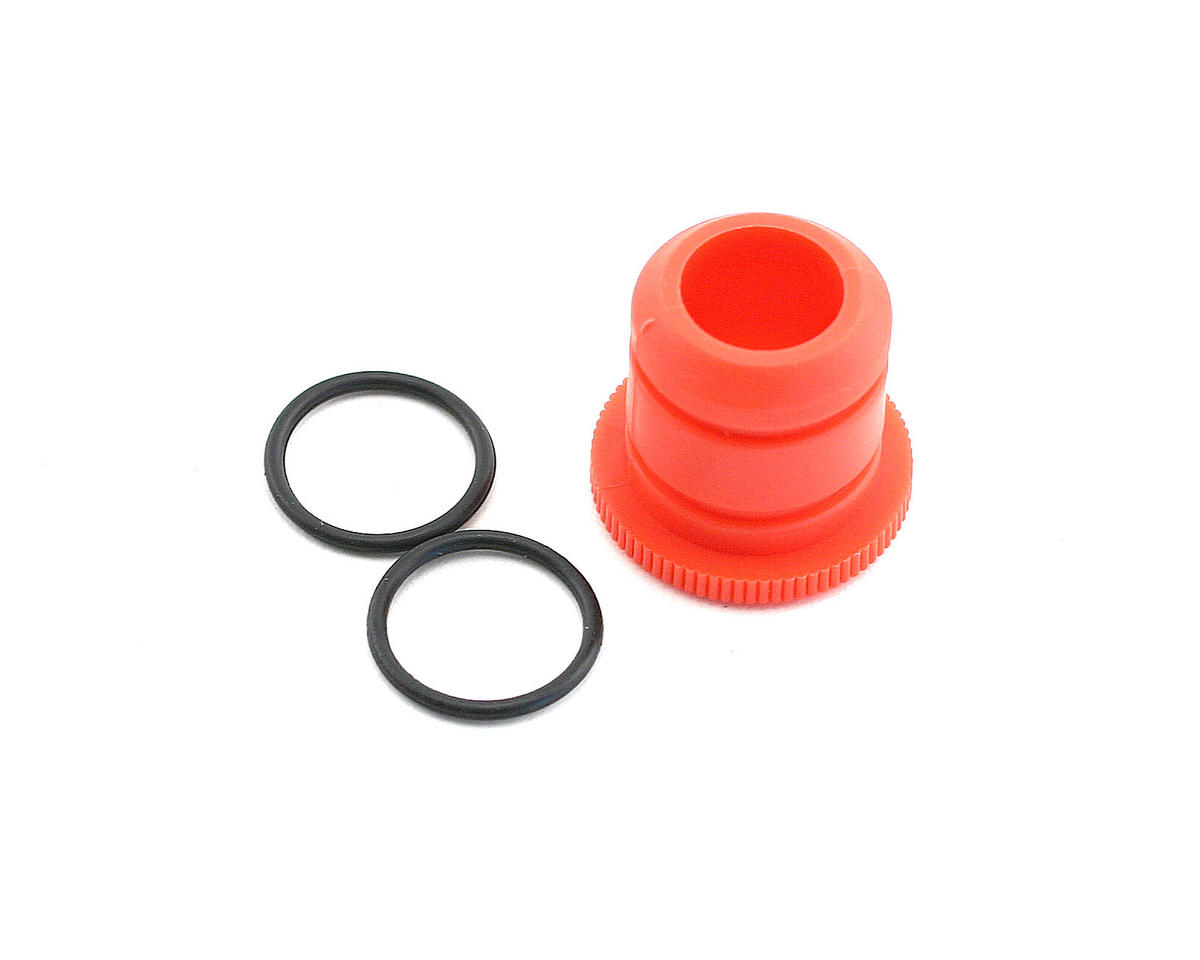 O.S. Red Carburetor Reducer 8mm (VZ-B V-Spec) (O.S. Engines .21 VZ-B