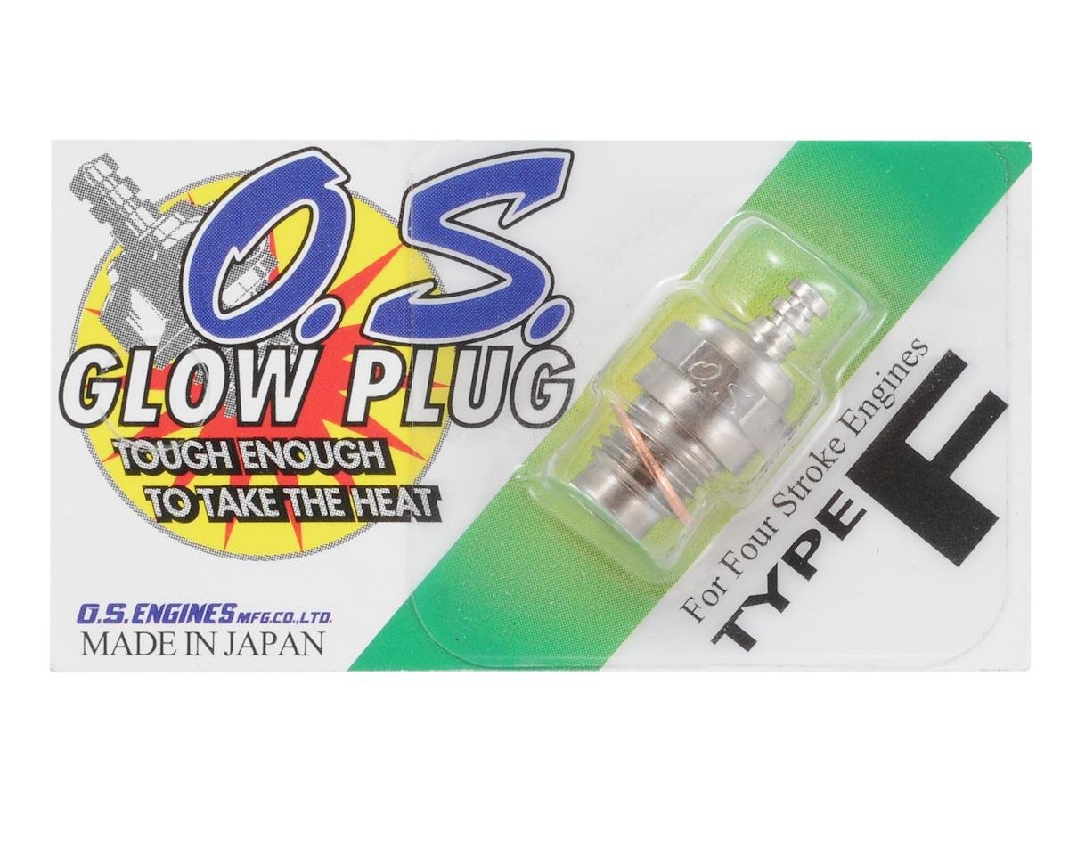 "O.S. Engines Type F Glow Plug ""Medium"""