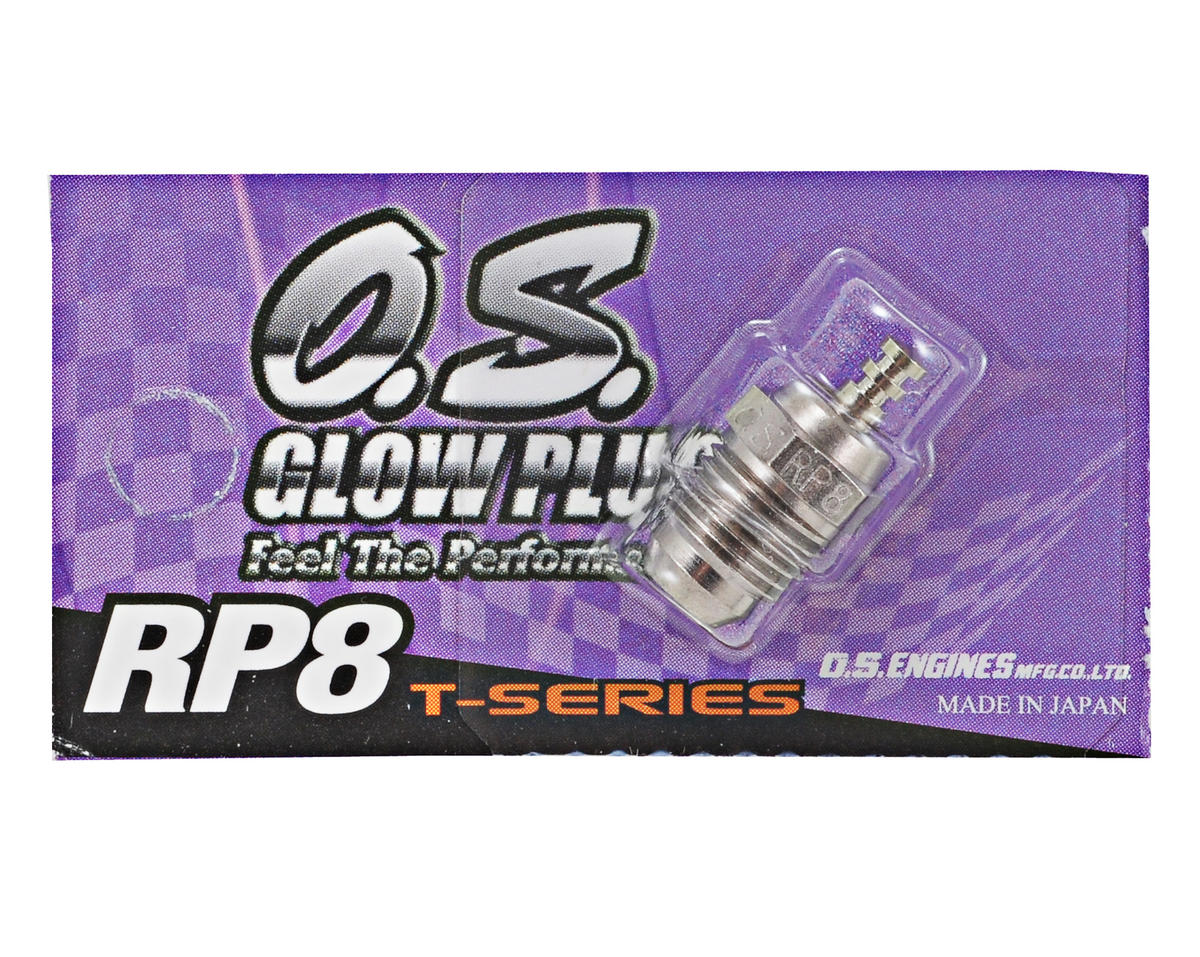 "RP8 Turbo Glow Plug ""Cold"" by O.S."