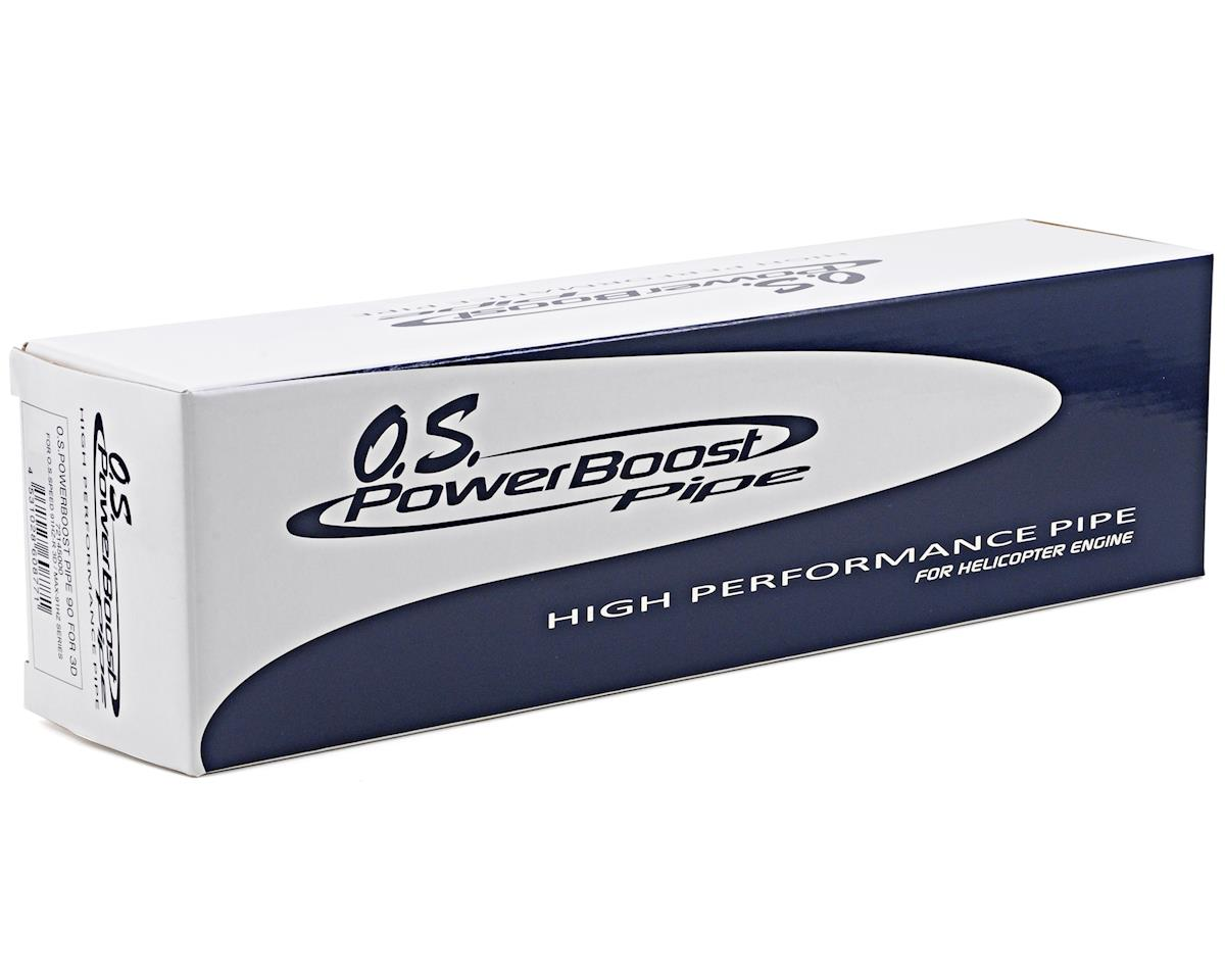 O.S. PowerBoost 91 Helicopter Tuned Pipe