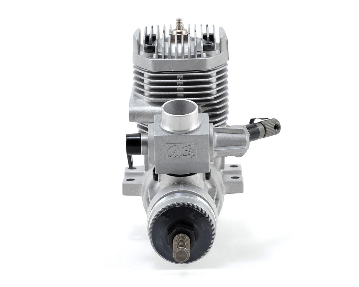 O.S. Max .46AXII ABL Airplane Engine w/Muffler