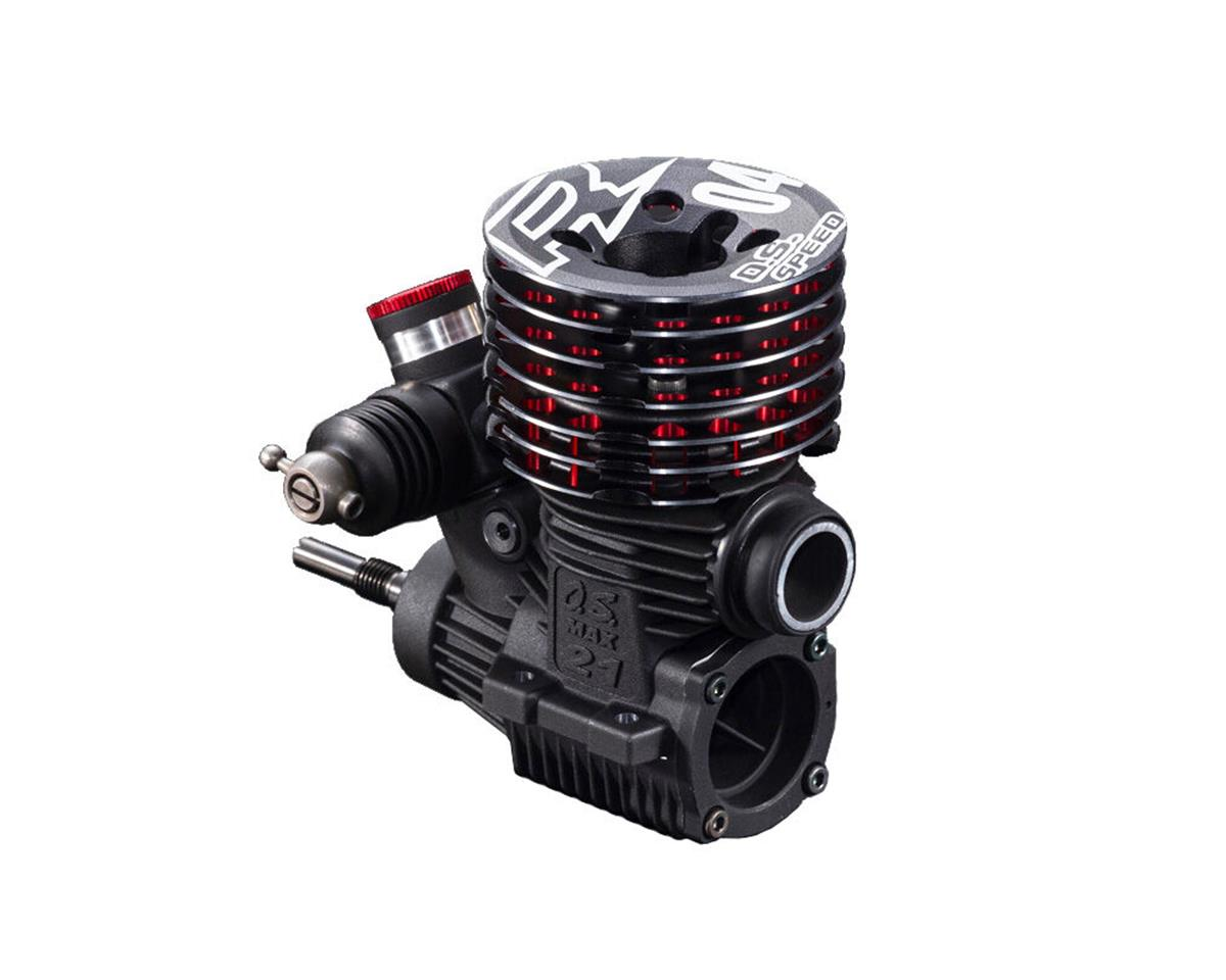 O.S. Speed R2104 .21 9-Port On-Road Nitro Engine (Turbo)