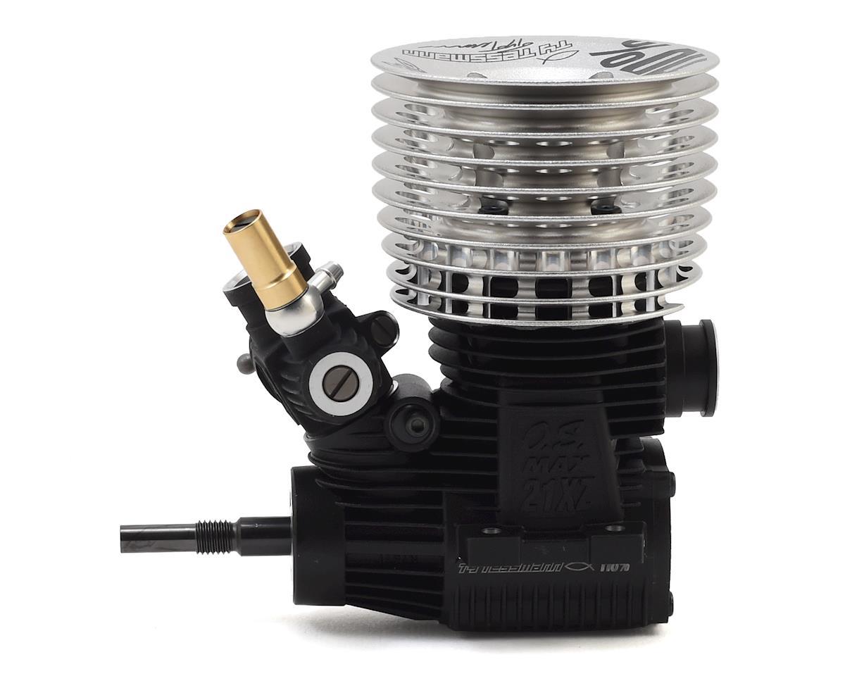 """O.S. Speed 21XZ-B Spec II """"Ty 110%"""" .21 Engine (Turbo Plug)"""