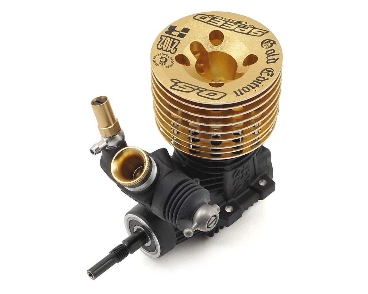 "O.S. Speed R2102 ""Gold Edition"" .21 On-Road Engine (Turbo Plug)"