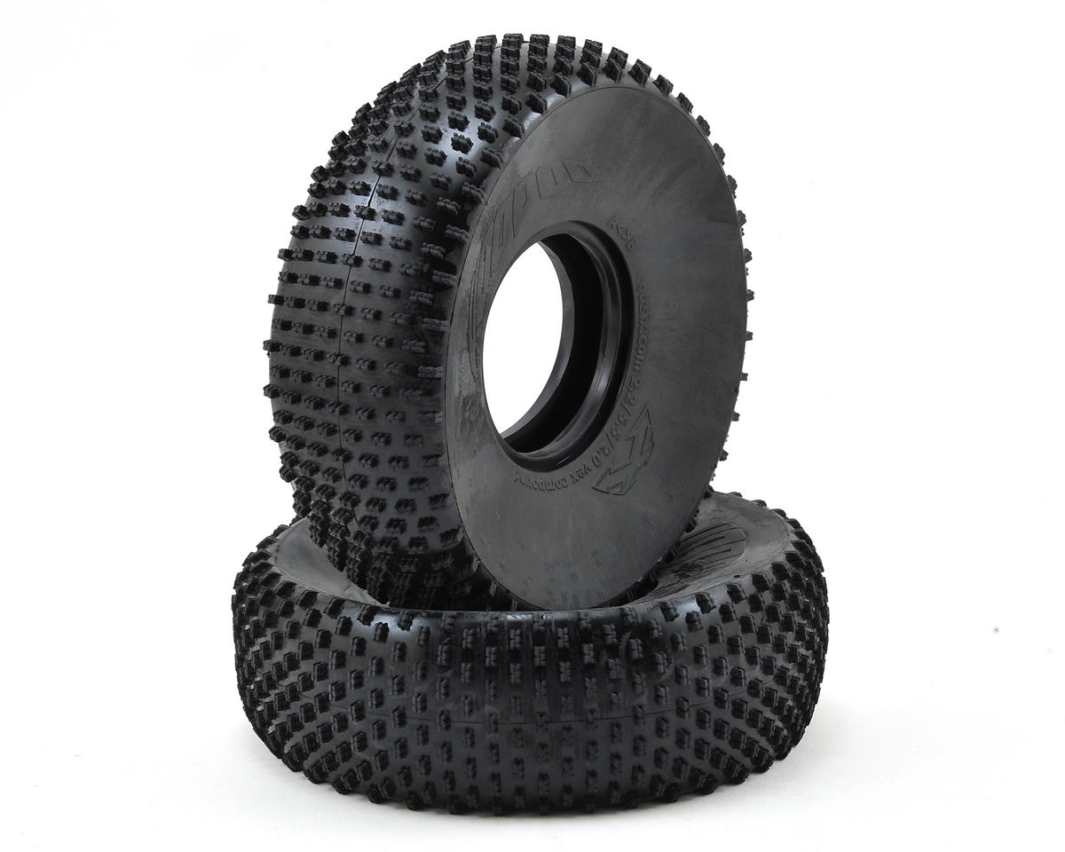 "Team Ottsix Racing Voodoo PIN 2.2"" Crawler Tires (2) (No Foam)"