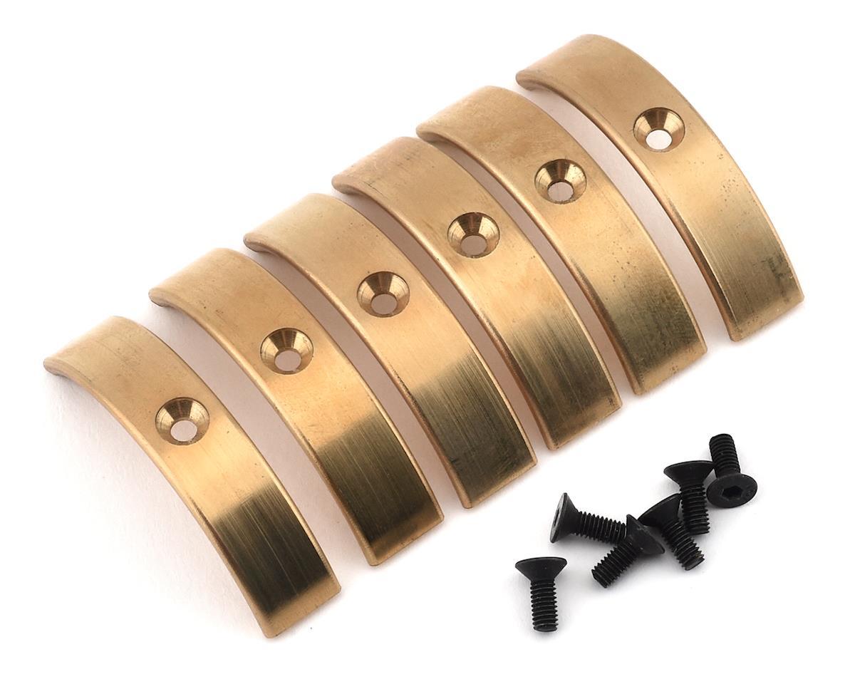 Team Ottsix Racing Voodoo VariHub Brass Circumferential Weights (6) (2.4oz)