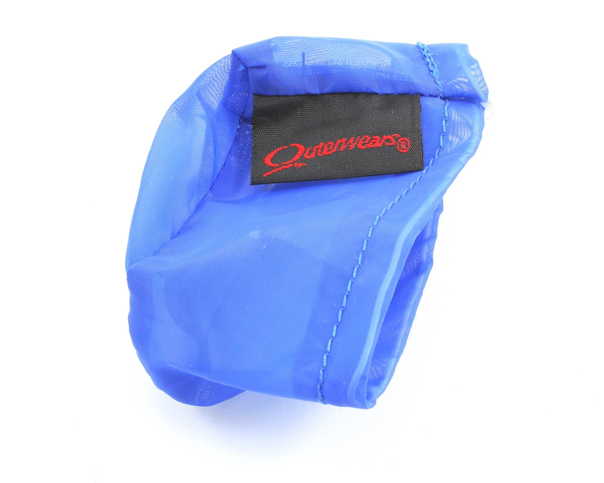Image 1 for Outerwears Performance Pre-Filter Air Filter Cover (Associated RC8) (Blue)