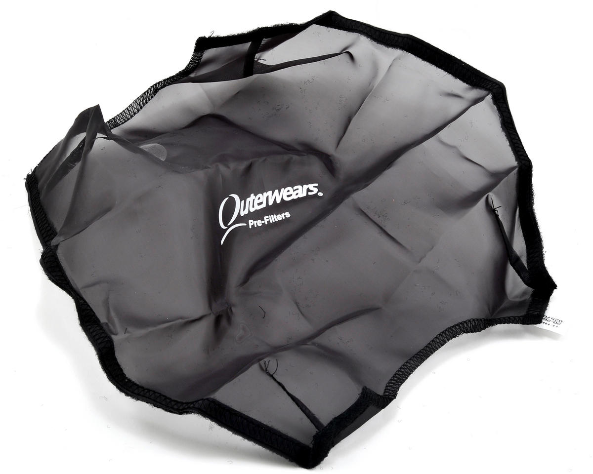 Outerwears Performance Truck Shroud (E Revo) (Black)