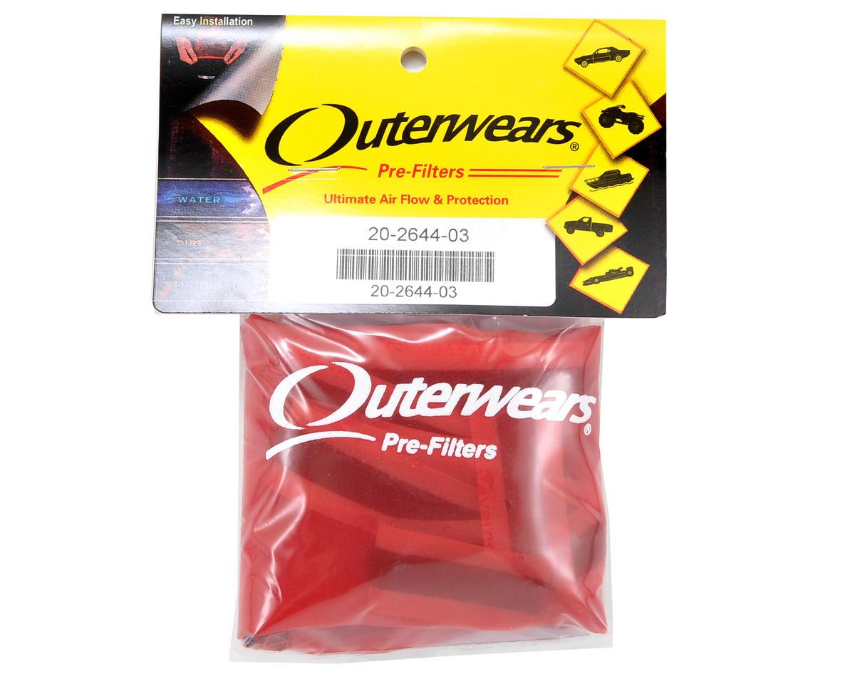 Outerwears Performance Truck Shroud (E Revo) (Red)