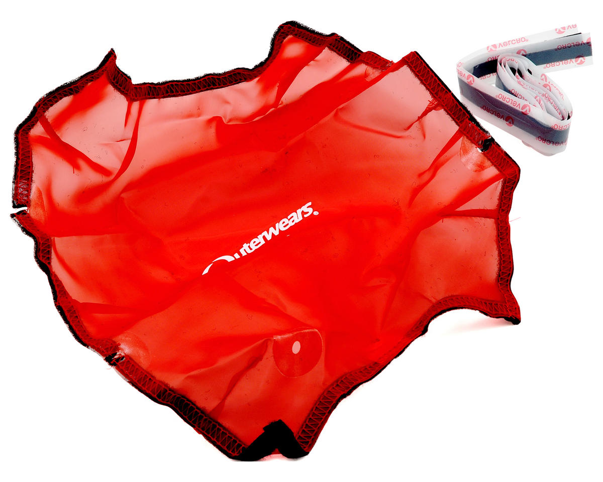 Performance Short Course Truck Shroud (TEN-SCTE) (Red) by Outerwears