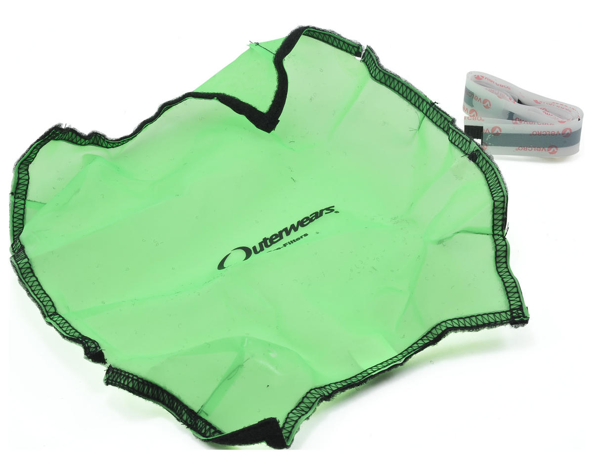 Outerwears Performance Short Course Truck Shroud (TEN-SCTE) (Lime Green)