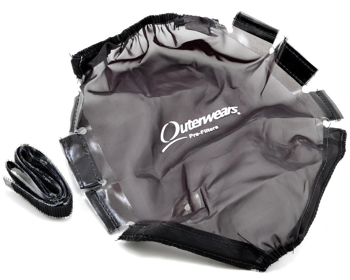 Outerwears Performance Short Course Truck Shroud (Slash 4x4 Ultimate) (Black)