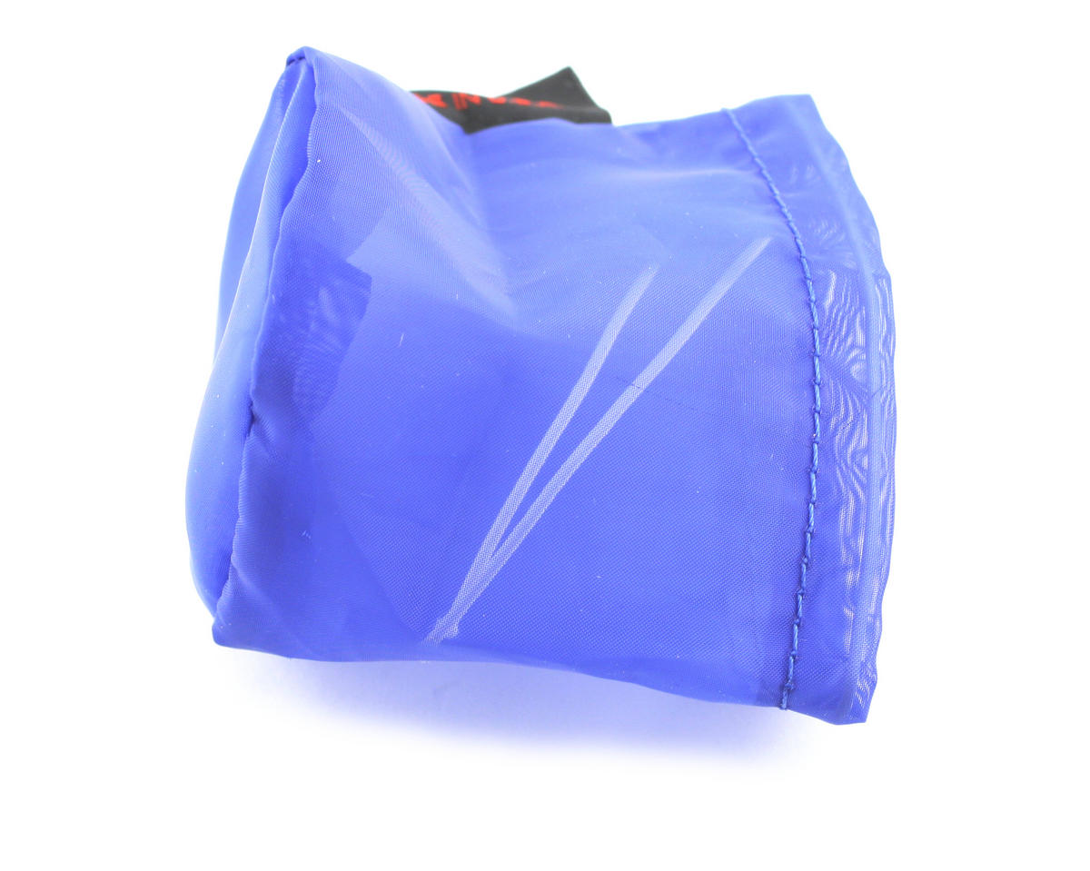 Outerwears Performance Pre-Filter Air Filter Cover (2 Dia. x 1 5/8 Tall) (Blue) (HPI Racing Savage X)