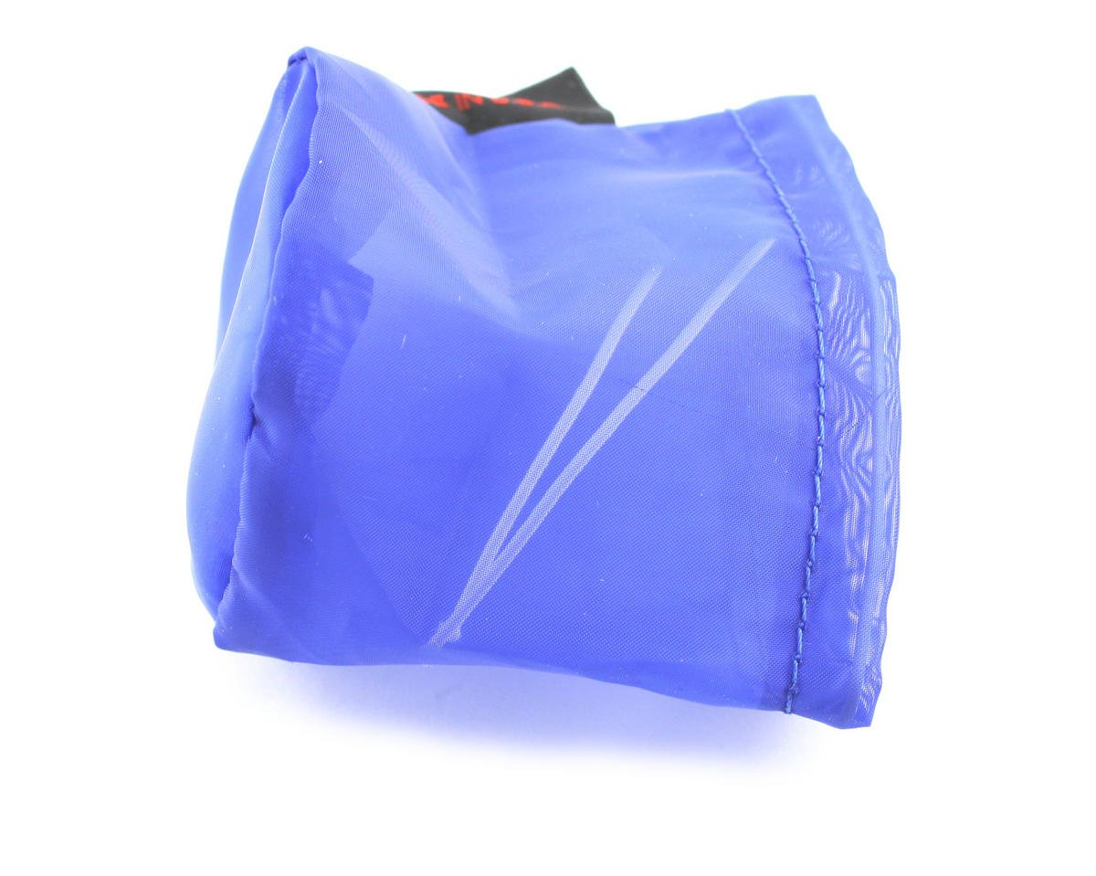 Outerwears Performance Pre-Filter Air Filter Cover (2 Dia. x 1 5/8 Tall) (Blue) (HPI Racing Savage)