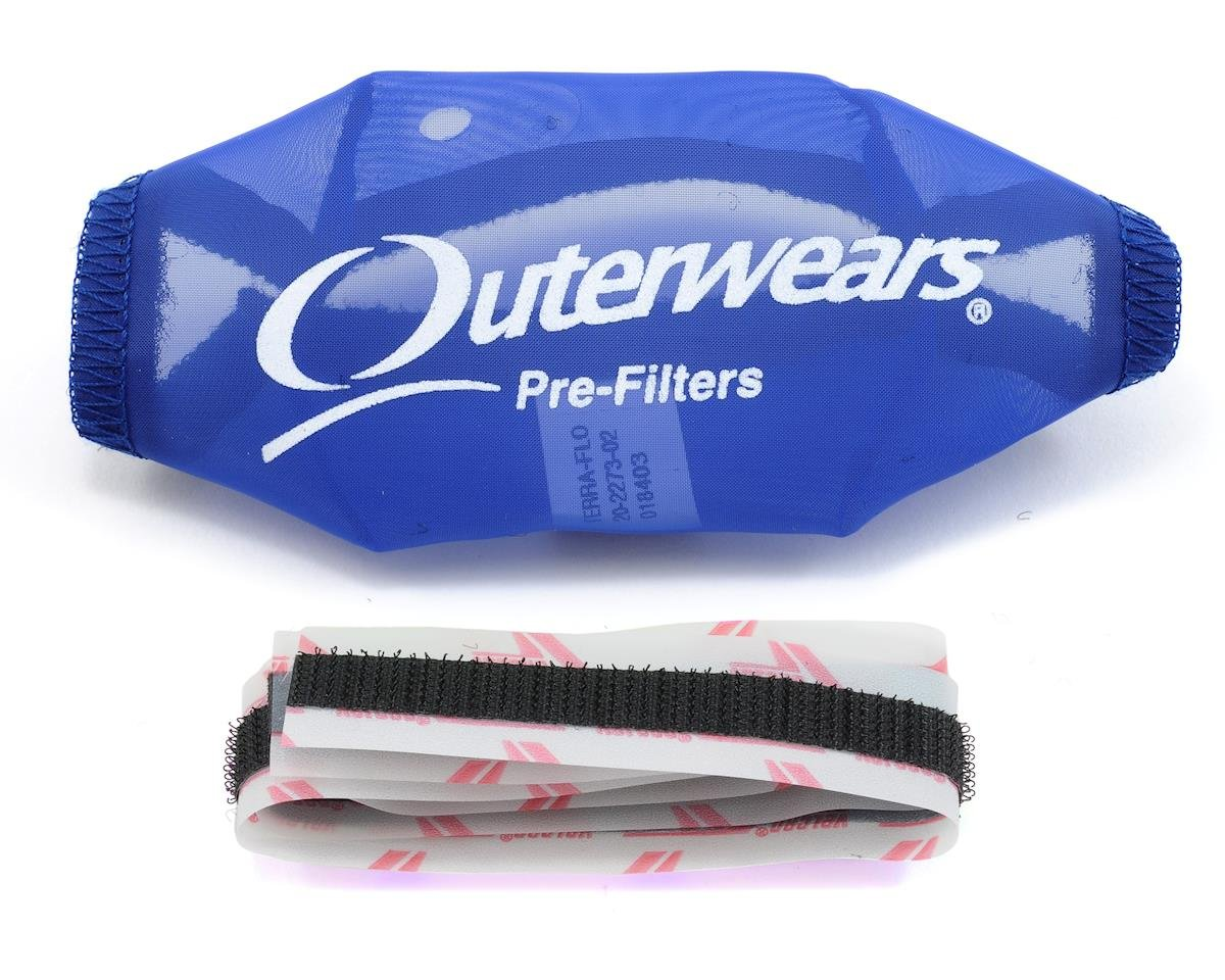 Outerwears Performance 1/5 Scale Pull Starter Pre-Filter (Blue)