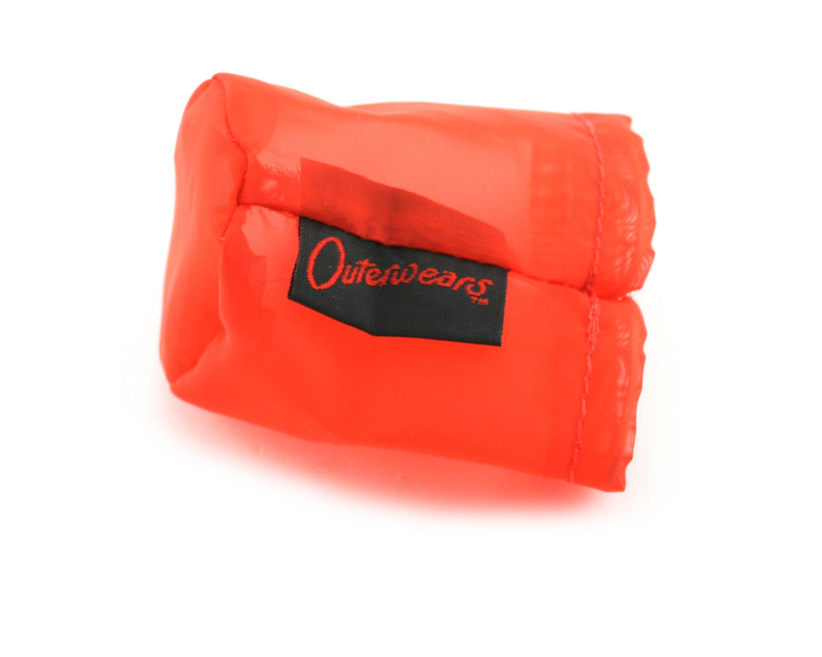 Outerwears Performance Pre-Filter Air Filter Cover (Red)