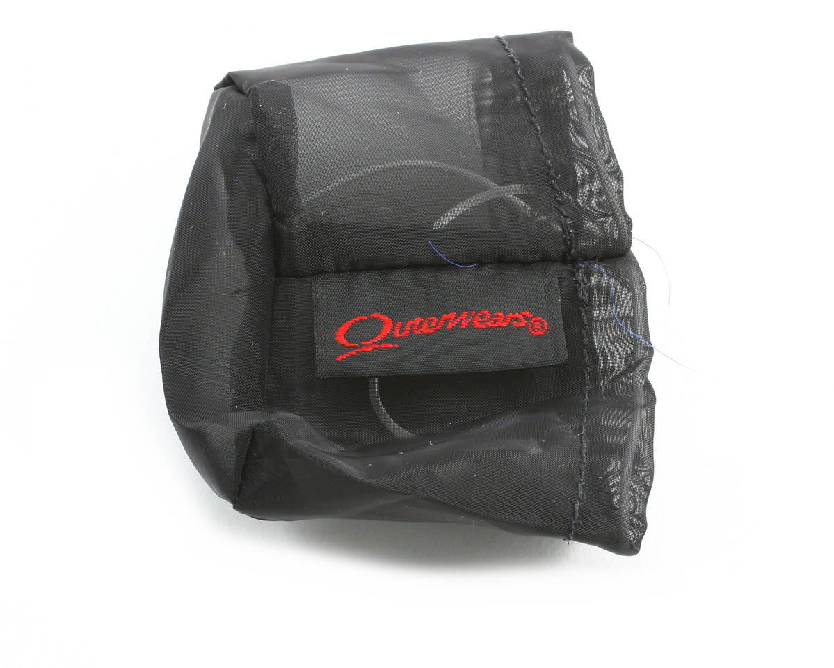 Performance Pre-Filter Air Filter Cover (Associated RC8) (Black) by Outerwears