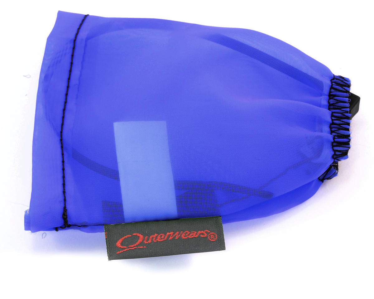 Performance Electric Motor Pre-Filter (Blue) by Outerwears