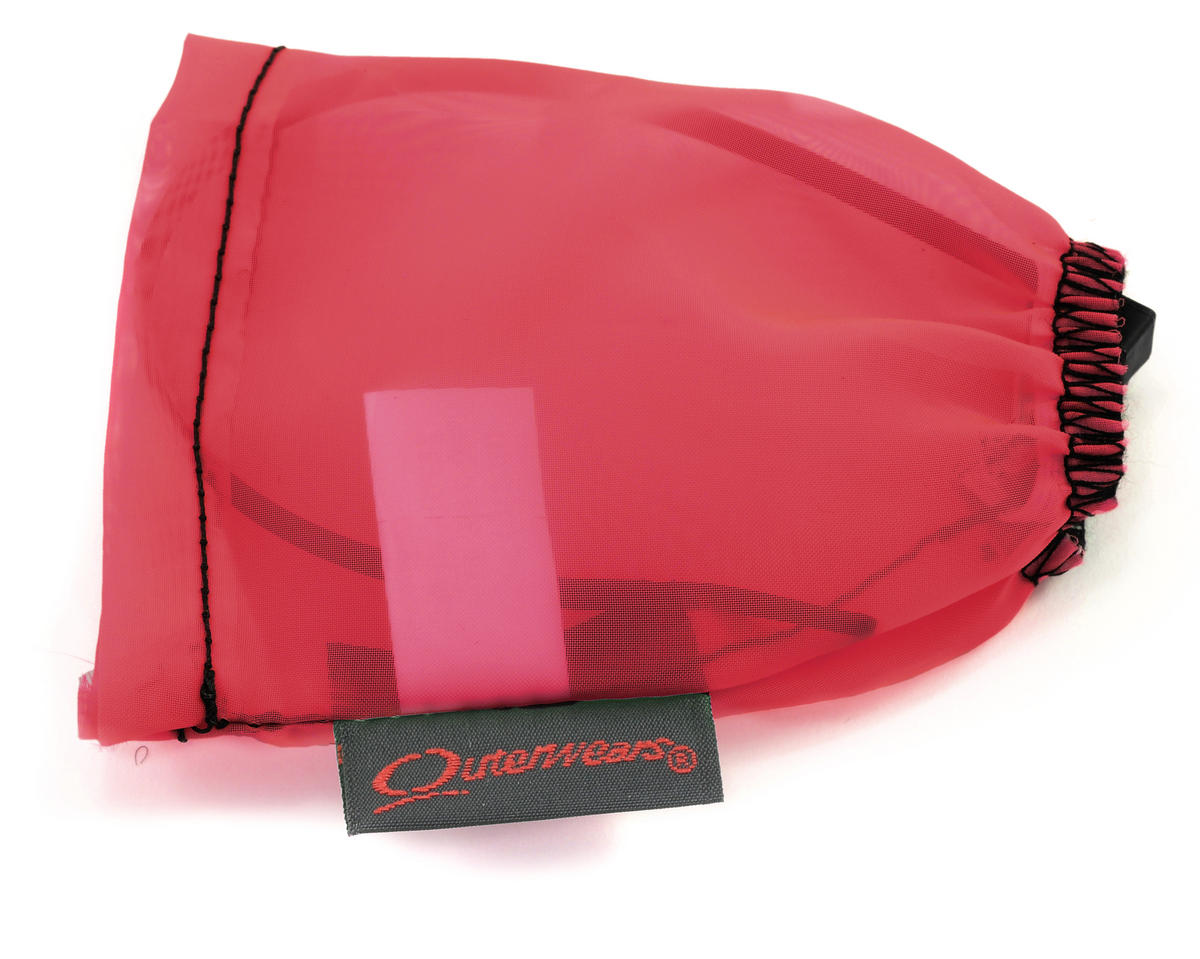 Outerwears Performance Electric Motor Pre-Filter (Red)