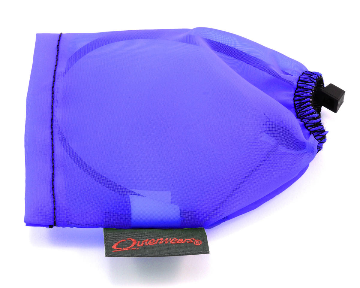 Outerwears Performance Electric Motor Pre-Filter (Blue)