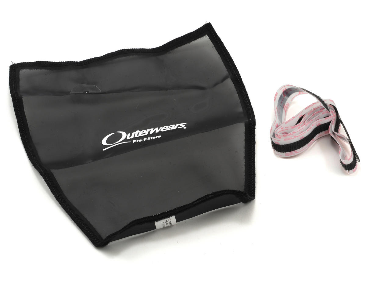 Outerwears Performance Short Course Truck Shrouds (SC10) (Black)