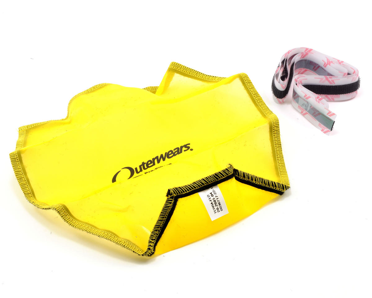 Outerwears Performance Short Course Truck Shroud (Slash 4x4) (Yellow)