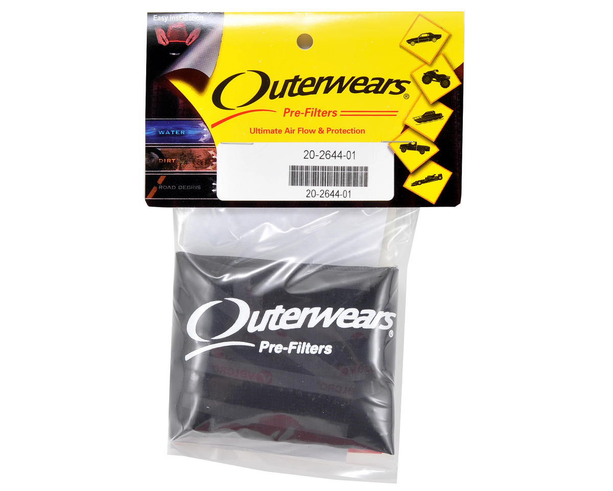 Performance Truck Shroud (E Revo) (Black) by Outerwears