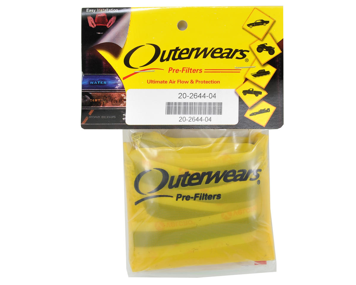 Outerwears Performance Truck Shroud (E Revo) (Yellow)