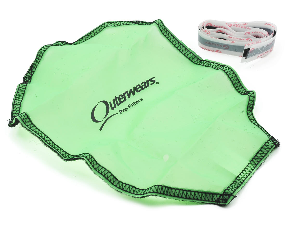 Outerwears Performance Truck Shroud (Stampede 4x4) (Lime Green)