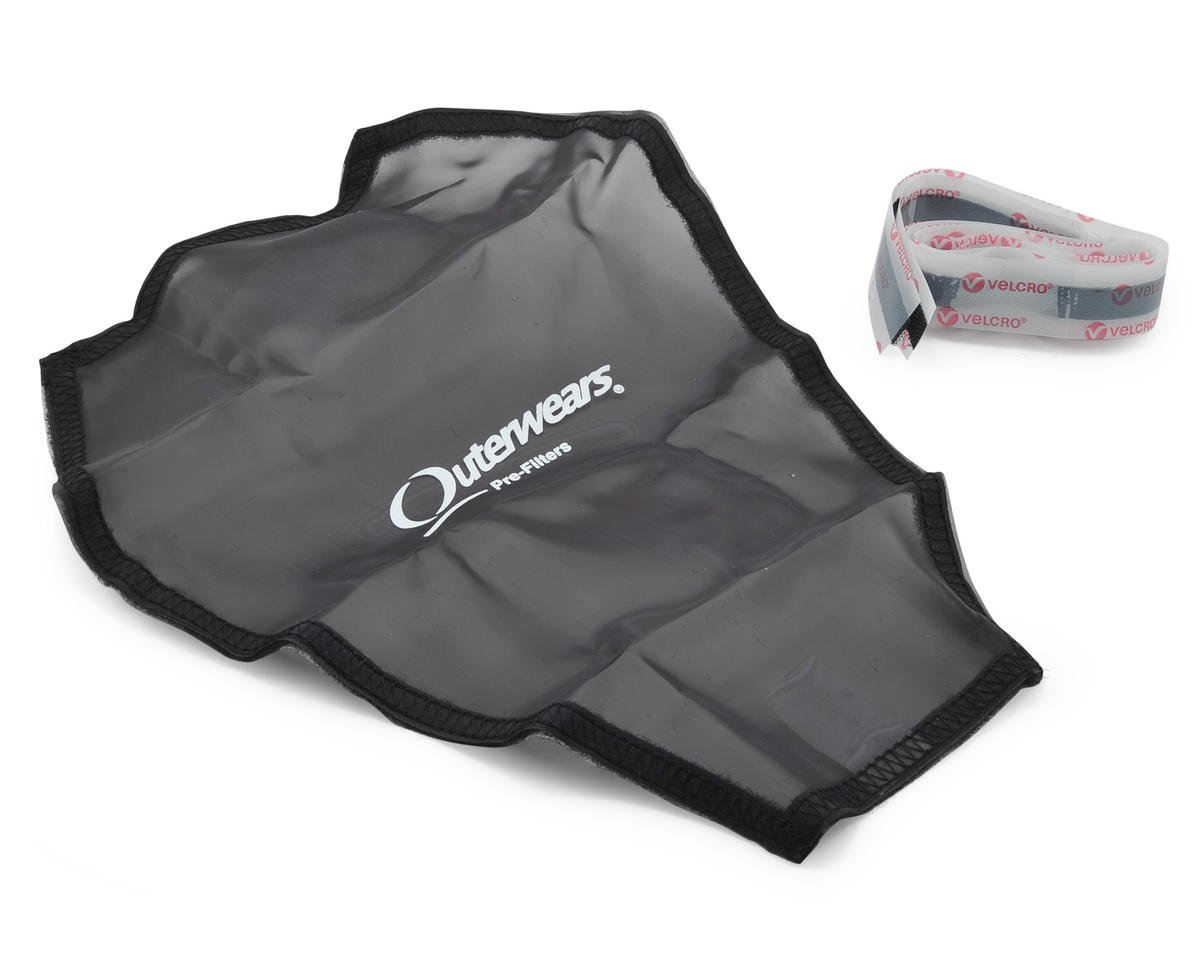 Outerwears Performance Short Course Truck Shroud (XXX-SCT) (Black)