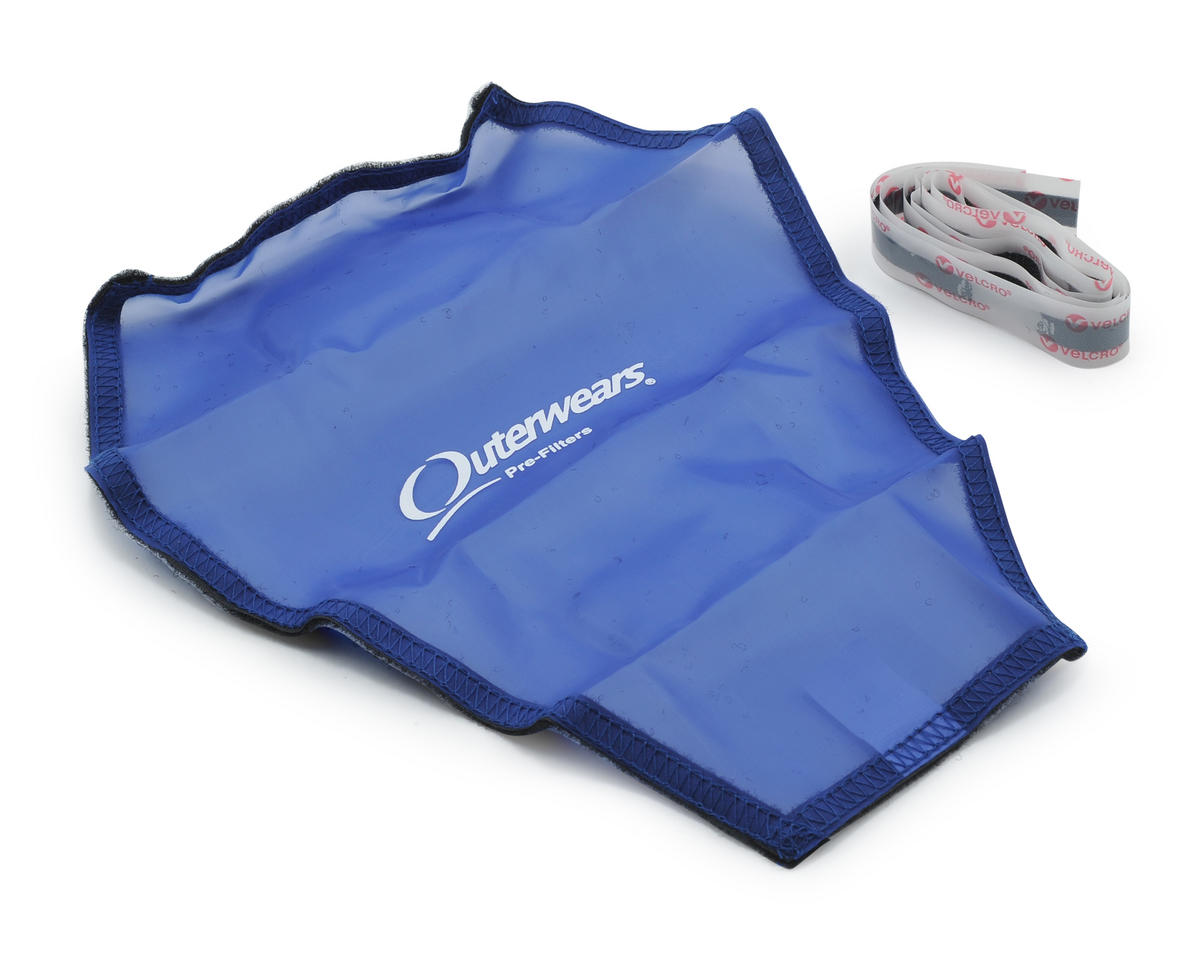 Outerwears Performance Short Course Truck Shroud (XXX-SCT) (Blue)