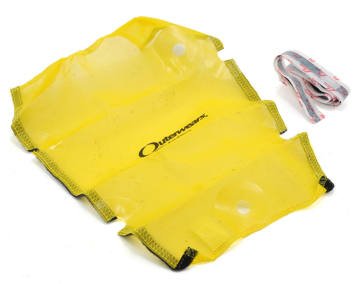 Outerwears Performance Short Course Truck Shroud (SC10 4x4) (Yellow)