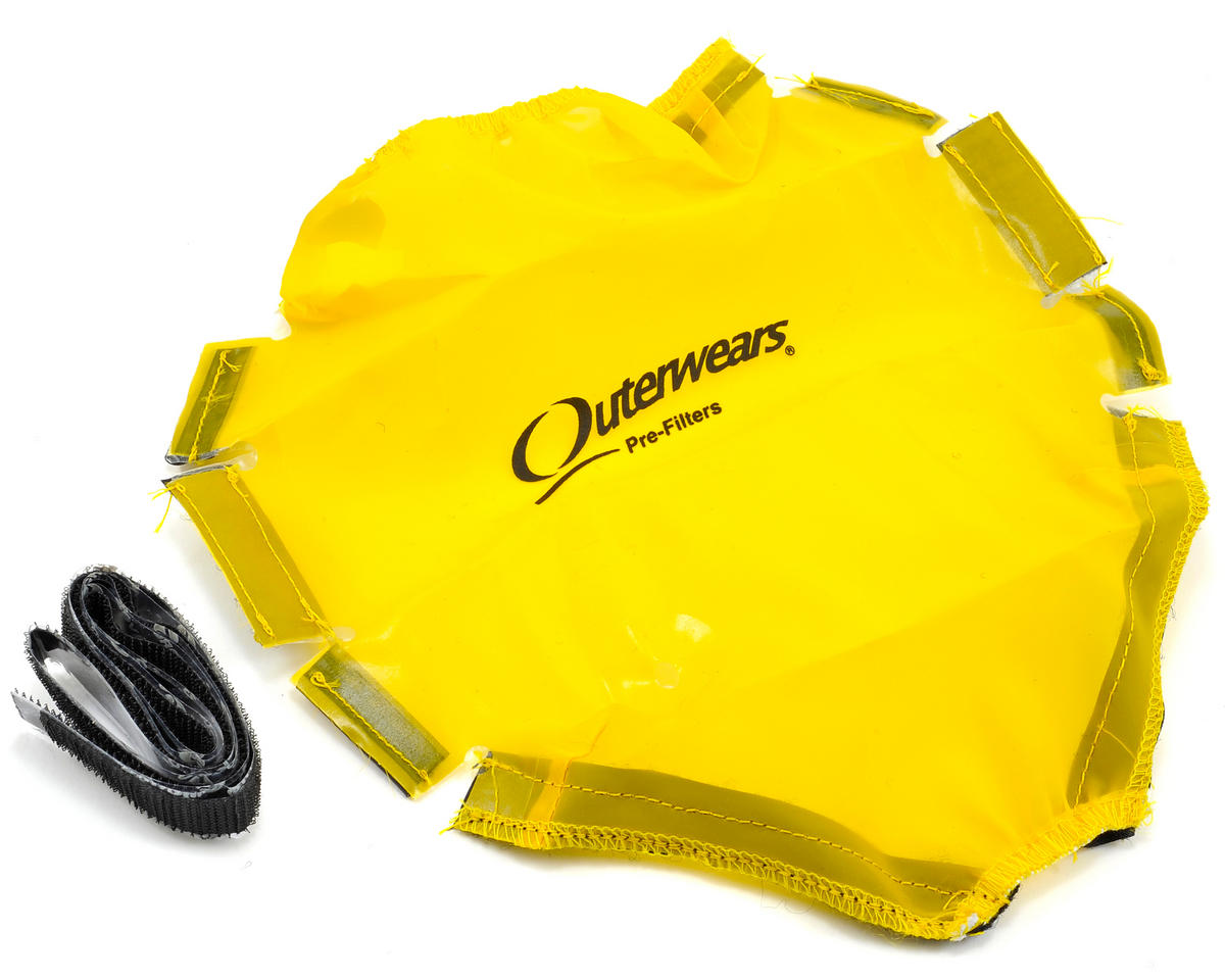Outerwears Performance Short Course Truck Shroud (Slash 4x4 Ultimate) (Yellow)