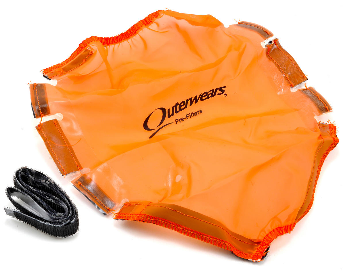 Outerwears Performance Short Course Truck Shroud (Slash 4x4 Ultimate) (Orange)