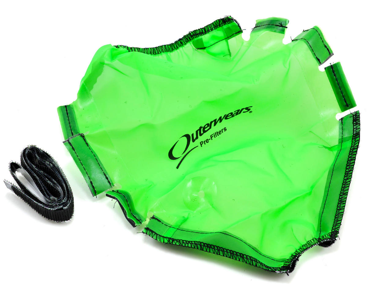 Outerwears Performance Short Course Truck Shroud (Slash 4x4 Ultimate) (Lime)