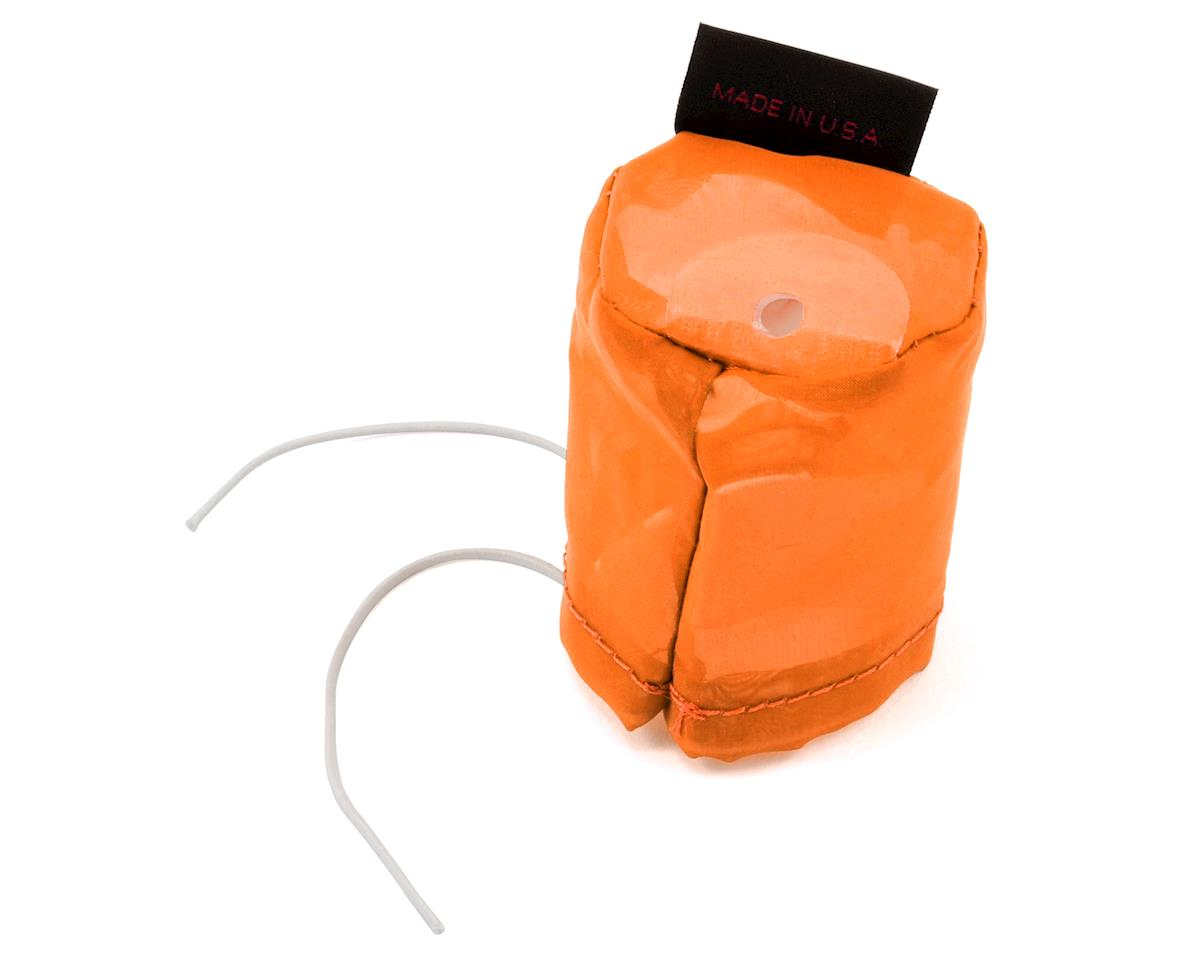 Pre-Filter Air Filter Cover (Kyosho MP9) (Orange)