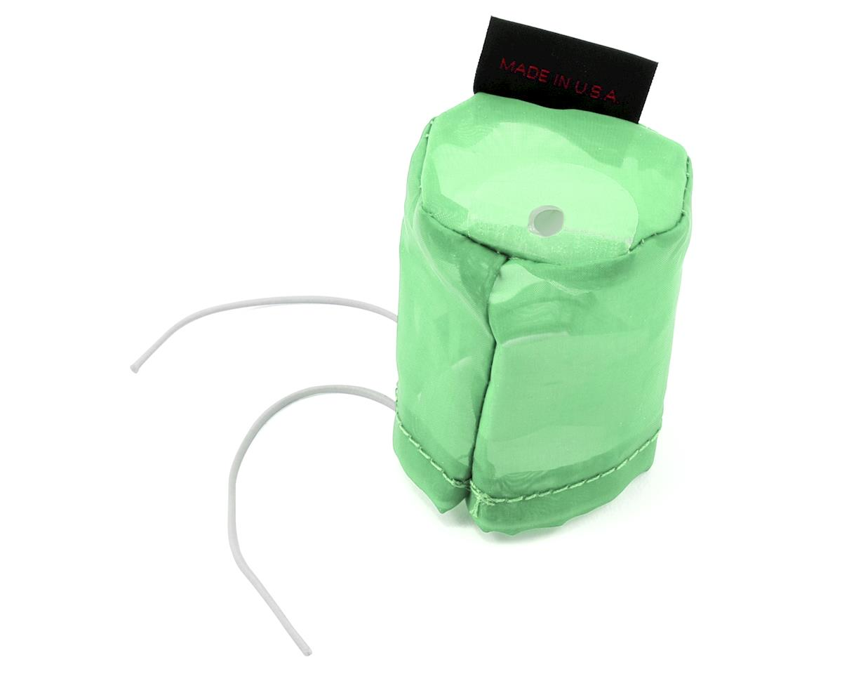 Outerwears Pre-Filter Air Filter Cover (Kyosho MP9) (Lime Green)