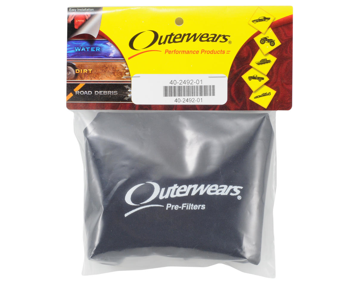 Outerwears R/C Engine Bag (Black)