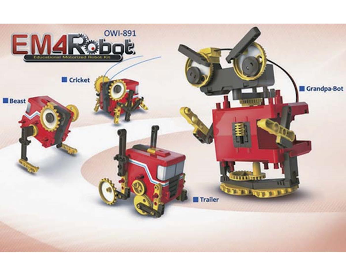 Owi /Movit OWI-891 EM4 Robot