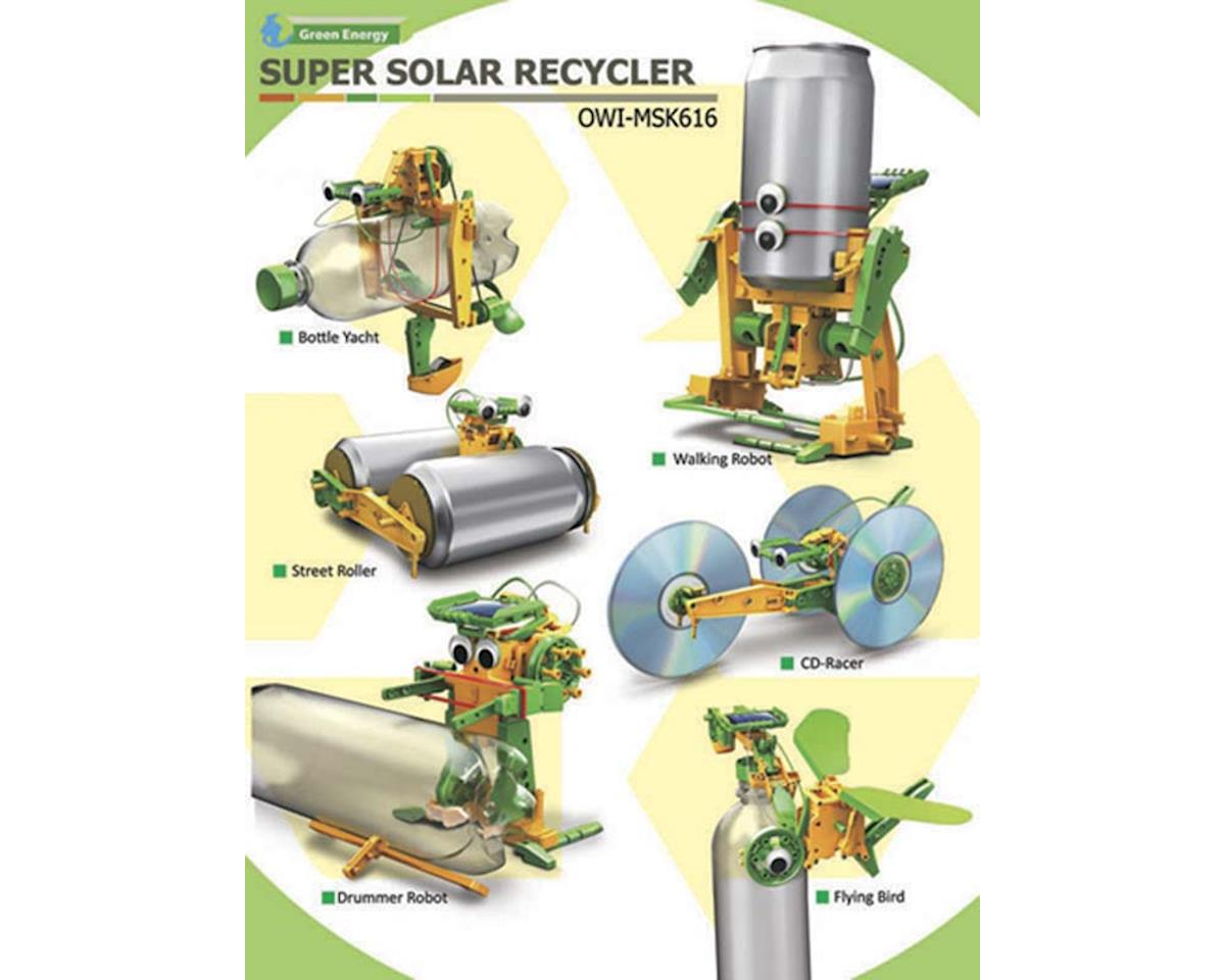 OWI-MSK616 Super Solar Recycler by Owi /Movit