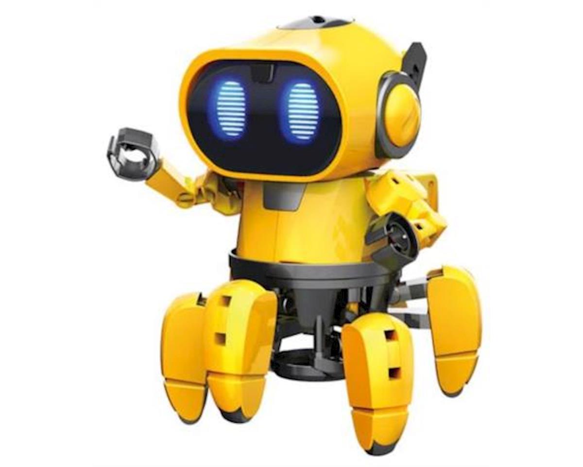 OWI 893 Kiko Interactive a/i Capable Robot w/ Infrared Sensor Two Play Modes – Follow Me or Explore