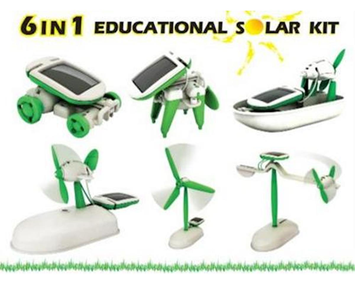 Owi /Movit 6 In 1 Educational Solar Kit