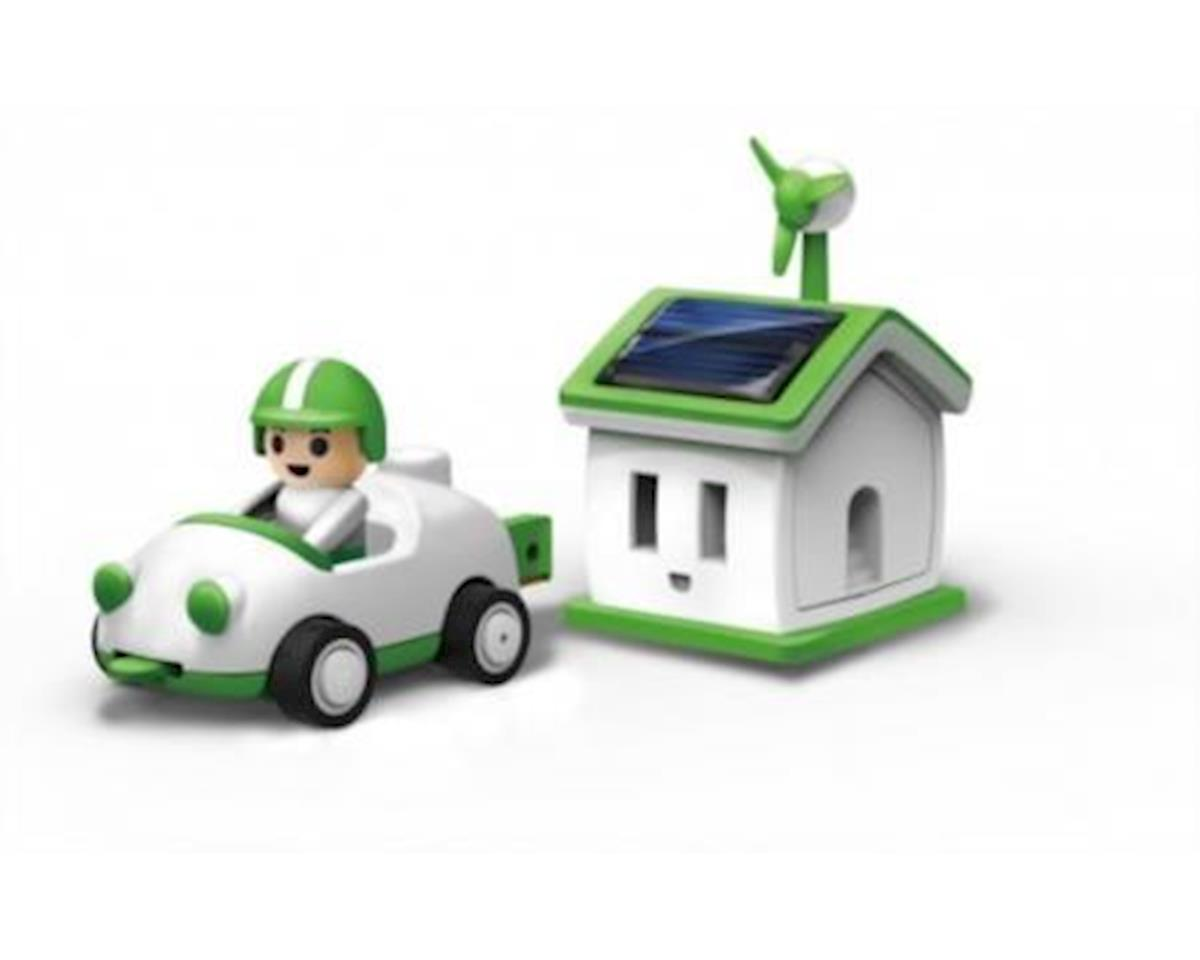 Owi /Movit OWI MSK690 Green Life - Plug in House and Car