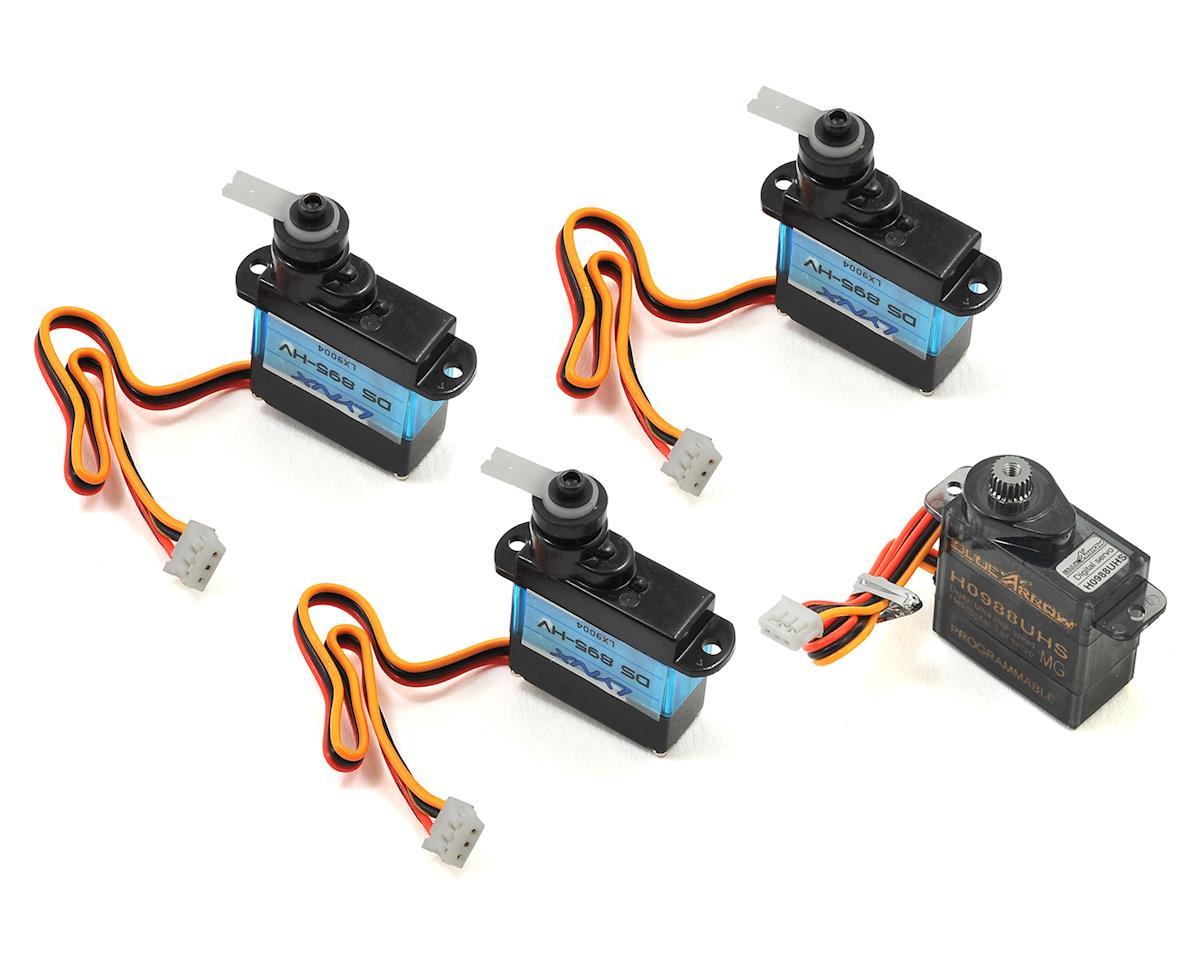 OXY Heli Oxy 2 Electronics Combo Pack 2