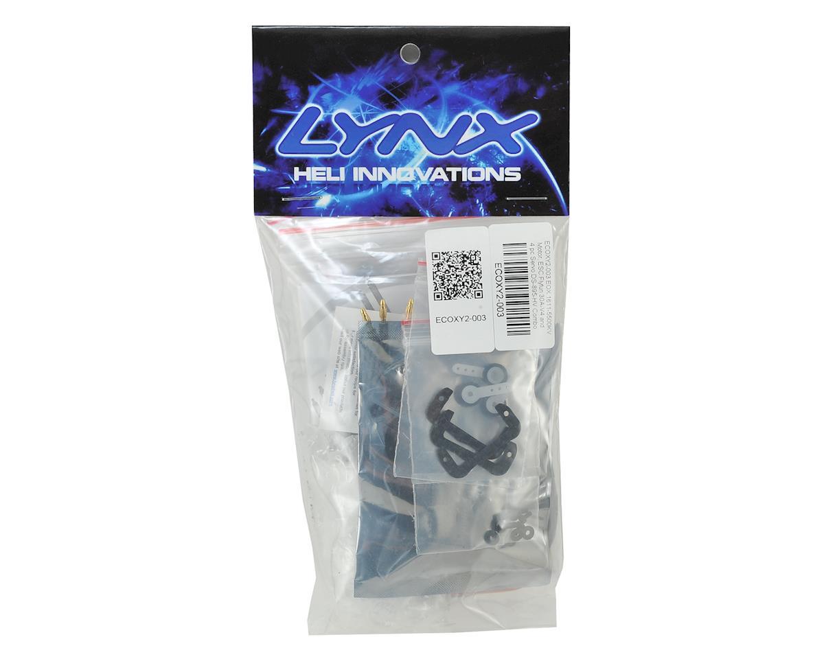 OXY Heli Oxy 2 Electronics Combo Pack 3